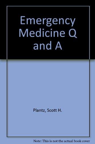 9780071108621: Emergency Medicine Q and A