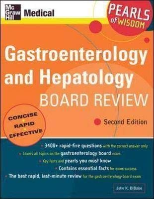 9780071108669: Gastroenterology and Hepatology Board Review
