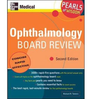 9780071108782: Ophthalmology Board Review
