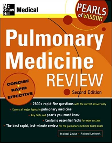 9780071108928: Pulmonary Medicine Review