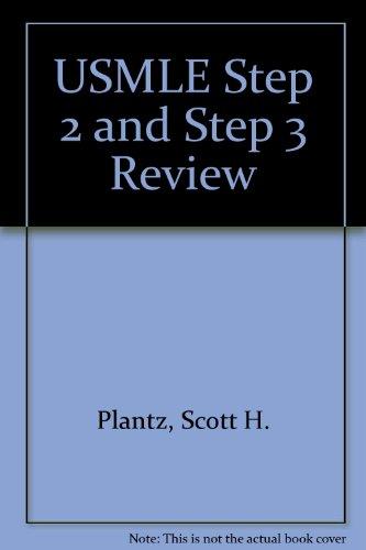 9780071108959: Usmle Step 2 & Step 3 Review