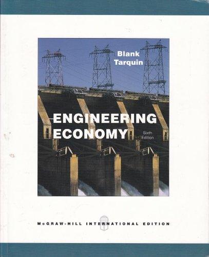 9780071109017: Engineering Economy