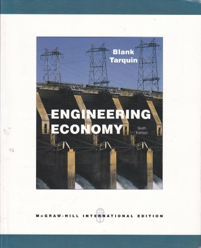 9780071109017: Engineering Economy