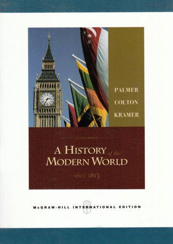 9780071109093: History of the Modern World: Since 1815 (v. 2)