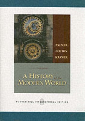 9780071109109: History of the Modern World