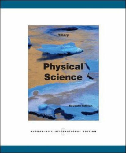 9780071109482: Physical Science
