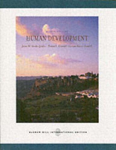 9780071109611: Human Development: WITH PowerWeb