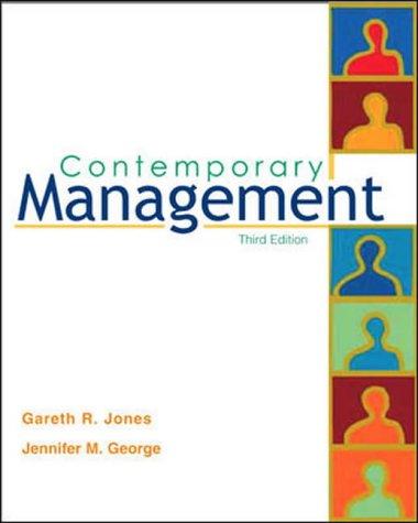 9780071110242: Contemporary Management
