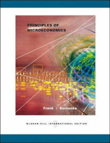 9780071110266: Principles of Microeconomics