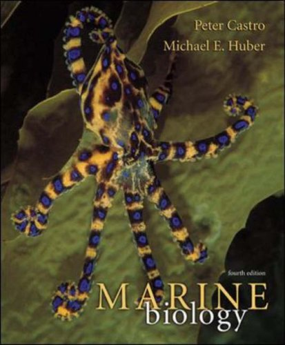 9780071110570: Marine Biology