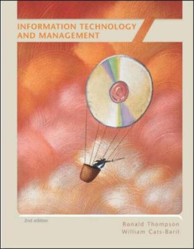 9780071110631: Information Management and Technology: With Simnet MIS V. 2