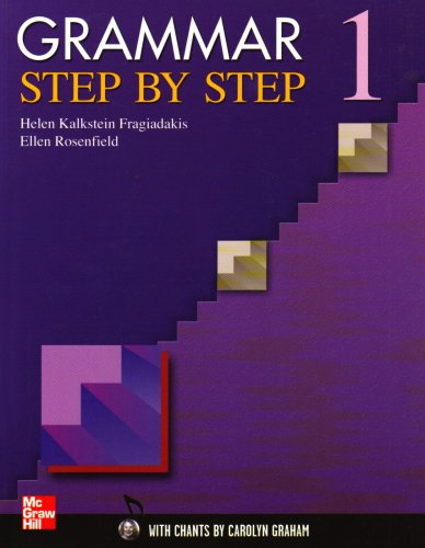 9780071110693: Grammar Step by Step Level 1 Student Book