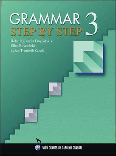9780071110716: Grammar Step by Step. 3 (Bk. 3)