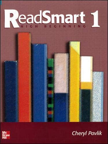 9780071110785: Read Smart Level 1 Student Book