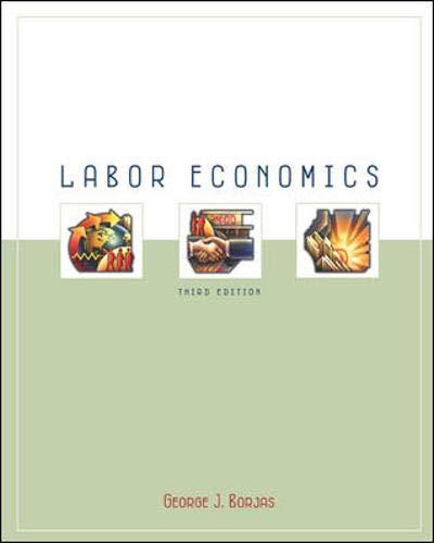 9780071110976: Labor Economics