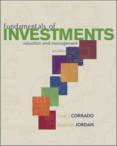 9780071111096: Fundamentals of Investments: WITH Self-Study CD, Stock-Trak, S& P, OLC and Powerweb