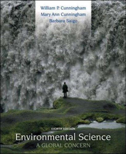 9780071111126: Environmental Science: WITH Bind in OLC Card: A Global Concern