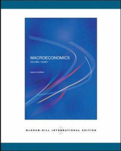9780071111133: Macroeconomics
