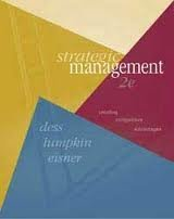 9780071111140: Strategic Management: Creating Competitive Advantages