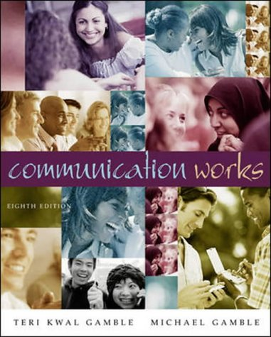 9780071111300: COMMUNICATION WORKS WITH STUDENT CD-ROM 3.0