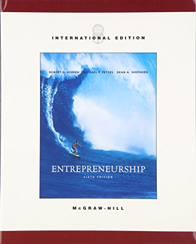 9780071111447: Entrepreneurship: WITH OLC and PowerWeb Card