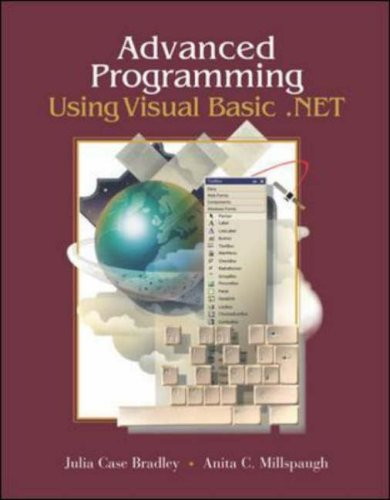 9780071111546: Advanced Programming Using Visual Basic .NET: WITH 5-CD VB .NET Software