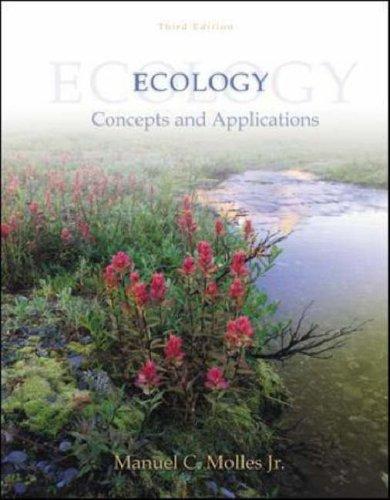 9780071111683: Ecology
