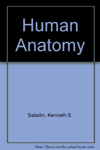 9780071111867: Human Anatomy