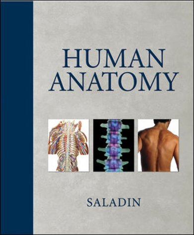 9780071111874: Human Anatomy: WITH OLC Bind-in Card