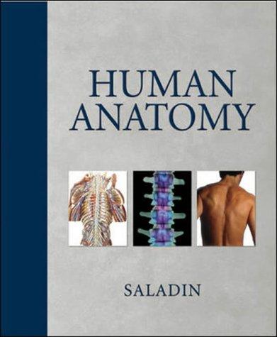 9780071111874: Human Anatomy