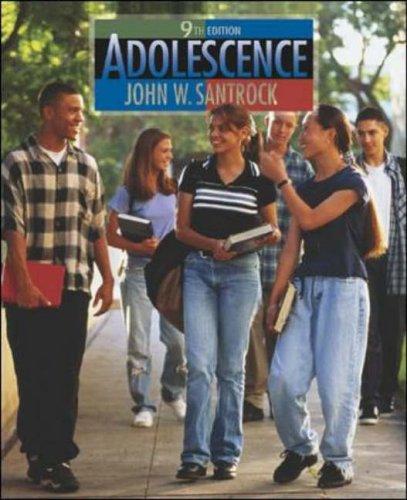 9780071111898: Adolescence