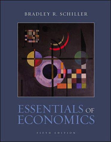9780071111942: Essentials of Economics