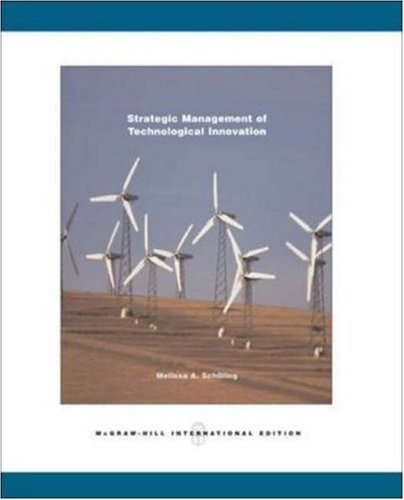 9780071111959: Strategic Management of Technology and Innovation