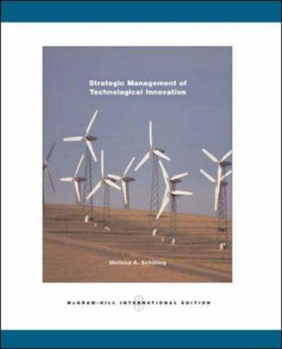 9780071111959: Strategic Management of Technological Innovation
