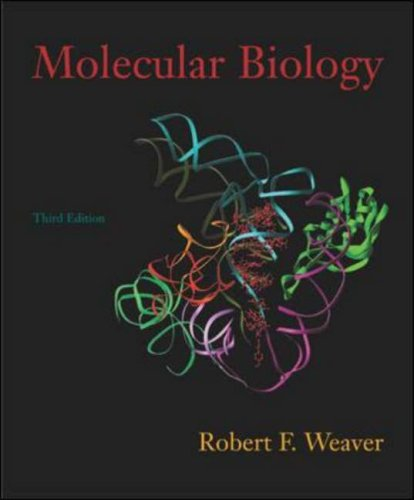 9780071112055: Molecular Biology