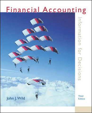 9780071112079: MP Financial Accounting: Information for Decisions w/ Topic Tackler & Net Tutor