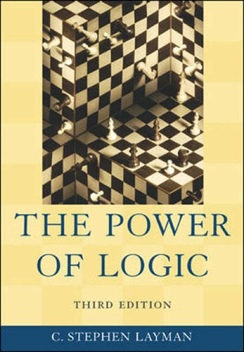 9780071112512: The Power of Logic