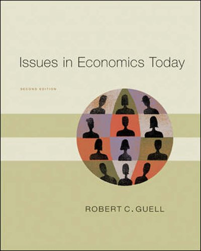 9780071112833: Issues in Economics Today