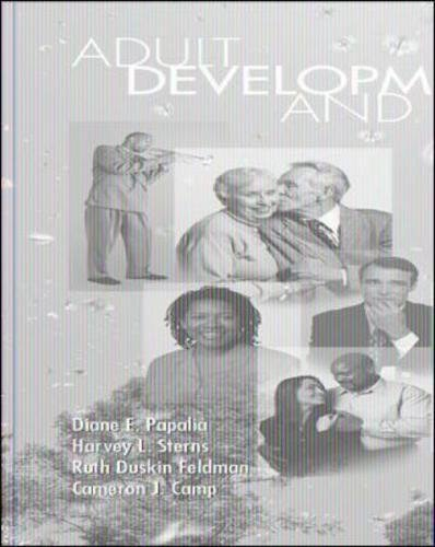 9780071112871: Adult Development and Aging. Diane E. Papalia ... [Et Al.]