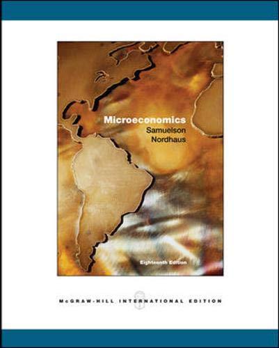 9780071112987: Microeconomics