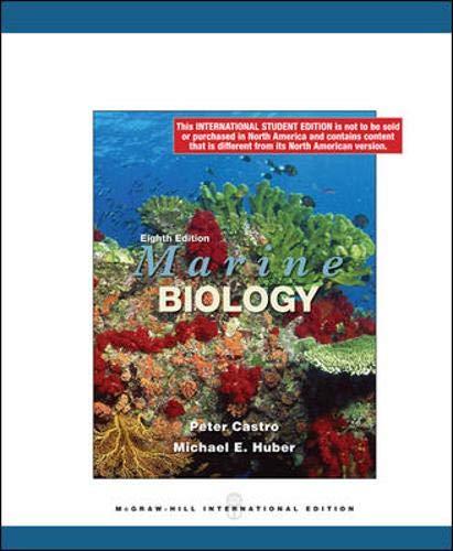 9780071113021: Marine Biology