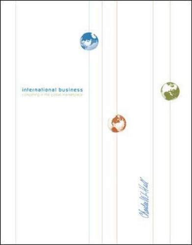 9780071113120: International Business: Competing in the Global Marketplace