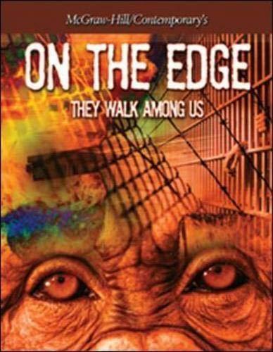 9780071113342: On the Edge: They Walk Among Us