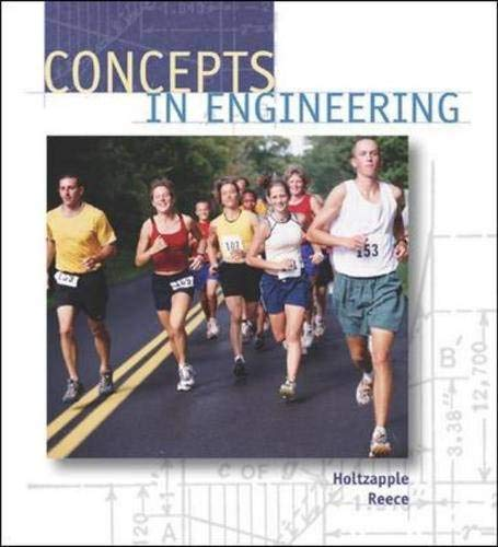 9780071113632: Concepts in Engineering: With OLC Bi-Card