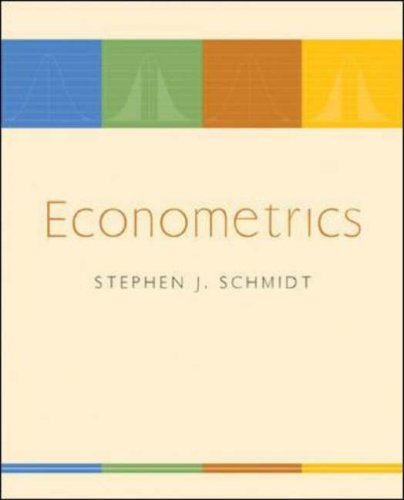 9780071113960: Econometrics with Data CD