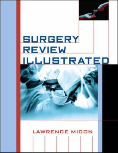 9780071114738: Surgery Review Illustrated