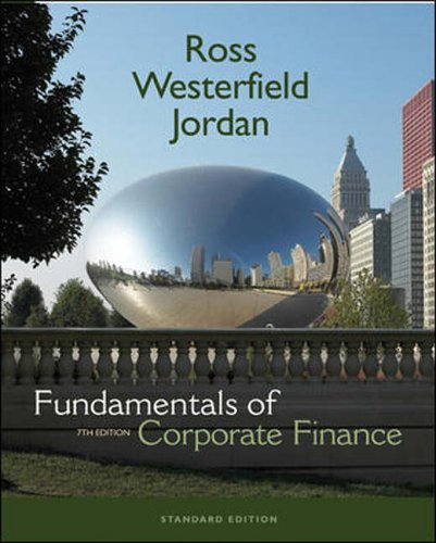 9780071115551: Fundamentals of Corporate Finance