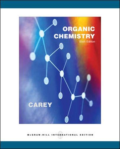 Organic Chemistry: With Online Learning Center Password: Francis A. Carey