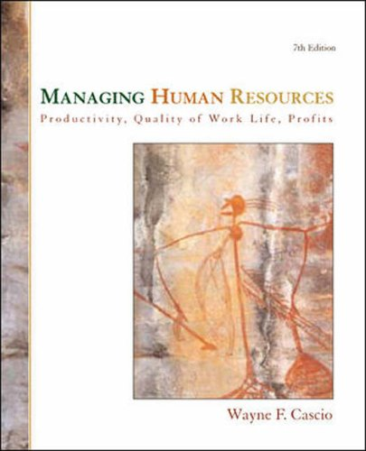 9780071115643: Managing Human Resources