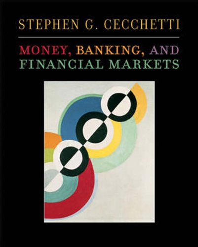 9780071115650: Money, Banking and Financial Markets